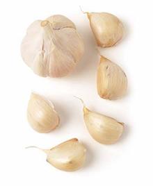 Bajar el colesterol con ajo
