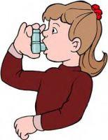 consejos crisis de asma