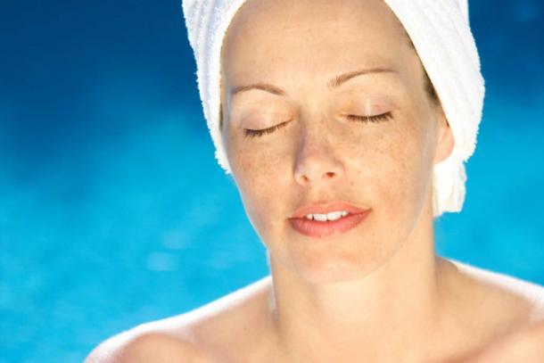 Historia de la cura con agua o hidroterapia
